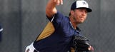 Brewers' Kintzler brings the right approach to the mound