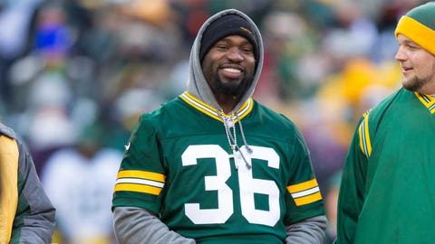 Nick Collins, S, former Green Bay Packer