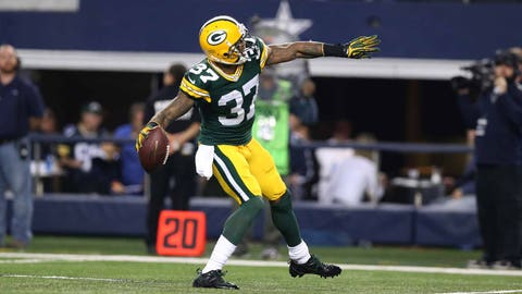 Sam Shields, CB, Green Bay Packers