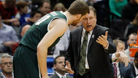 Izzo is the coach opposing teams don't wanna face