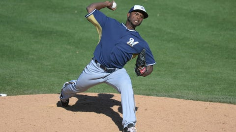 RHP Alfredo Figaro (5-2, 3.47 ERA, 2 saves in 68IP for Nashville)