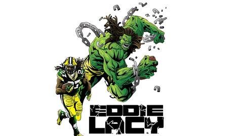 Eddie Lacy, Packers RB