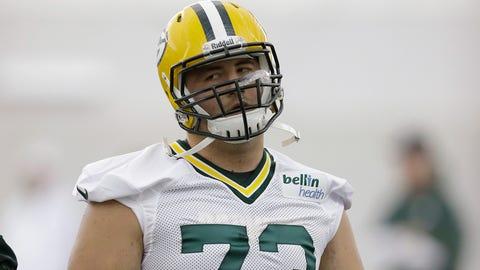Rising: Green Bay Packers C J.C. Tretter