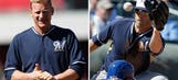 Overbay, Reynolds make Brewers' 25-man roster
