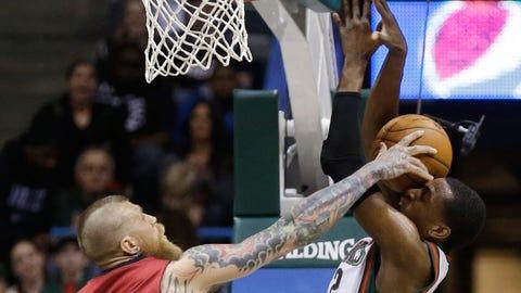 Heat at Bucks: 3/29/14