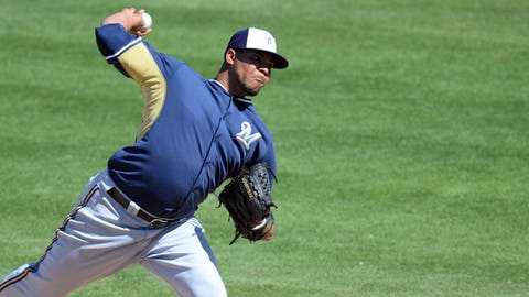 RHP Wily Peralta