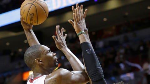 Bucks at Heat: 4/2/14