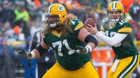 Guard: Josh Sitton, Packers