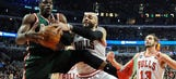 Bucks can't keep pace with Bulls, lose 102-90