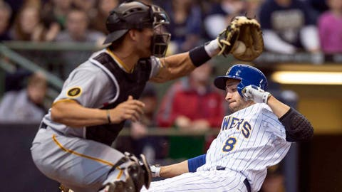 Pirates at Brewers: 4/11/14-4/13/14
