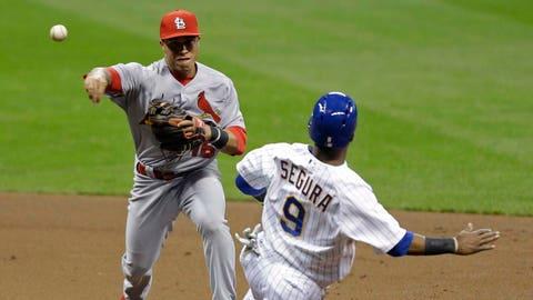 Cardinals at Brewers: 4/14/14-4/16/14
