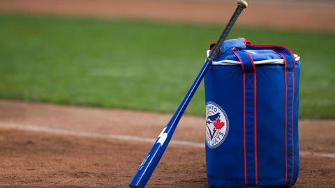 Blue Jays at Twins: 4/15/14-4/17/14