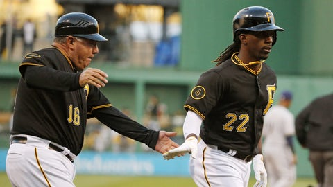 Brewers at Pirates: 4/17/14-4/19/14