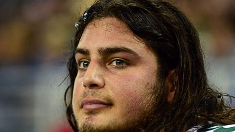 David Bakhtiari, LT, Green Bay Packers