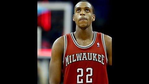 Khris Middleton, F, Milwaukee Bucks