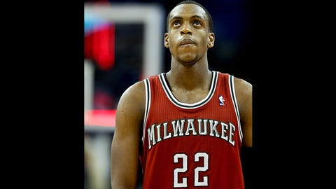 Khris Middleton, F, Milwaukee Bucks