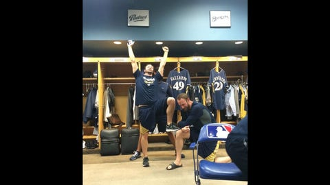 Will Smith, P, Milwaukee Brewers