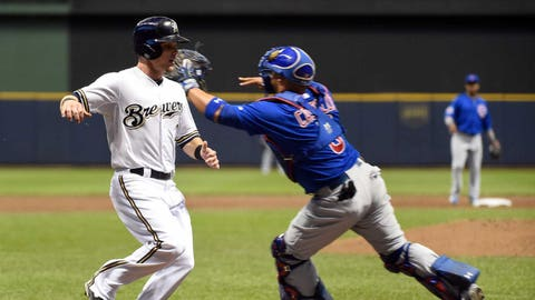 Cubs at Brewers: 4/25/14-4/27/14