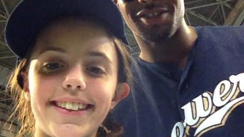 Khris Davis, OF, Milwaukee Brewers