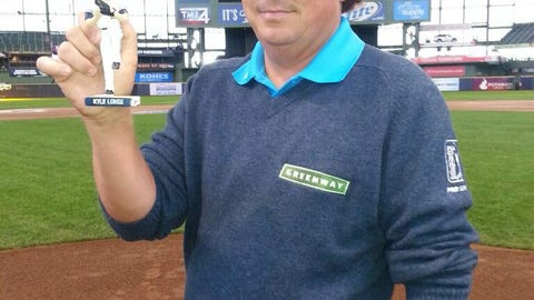 Kyle Lohse, P, Milwaukee Brewers