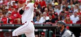 Brewers fall to Reds in 10th inning