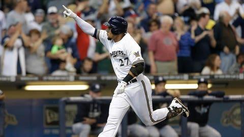 Yankees at Brewers: 5/9/14-5/11/14