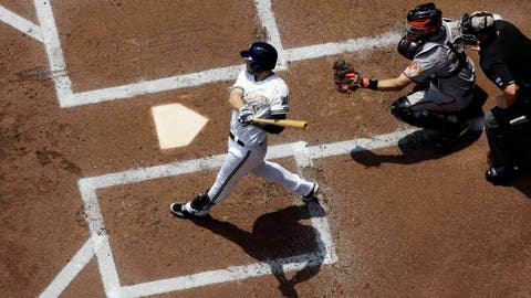 7. Milwaukee Brewers