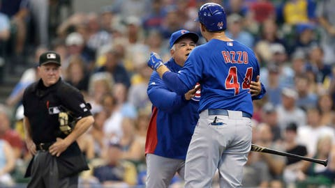30. Chicago Cubs