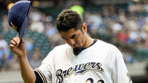 Twins at Brewers: 6/2/14-6/3/14