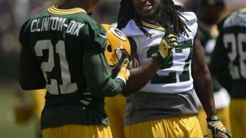 Ha Ha Clinton-Dix, S, Green Bay Packers