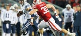 Badgers' Landisch trying to 'play within myself,' not be Chris Borland