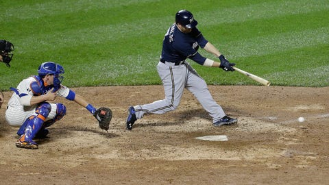 Brewers at Mets: 6/10/14-6/12/14