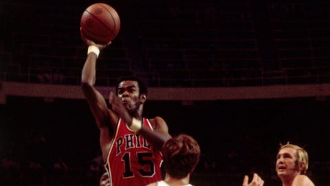 Hal Greer: 10-time All-Star