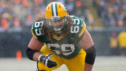 Tackle: David Bakhtiari, Packers