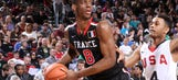 Injured Inglis misses basketball, eager to get on court for Bucks