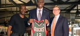 Parker has Bucks, fans excited for future