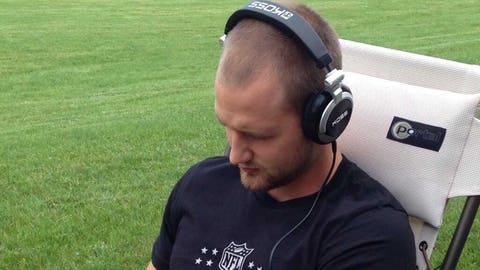 Jared Abbrederis, WR, former Badger / current Packer
