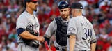 Lohse hit with loss after two costly mistakes