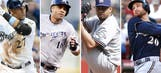 Gomez, Ramirez, K-Rod, Lucroy to represent Brewers at ASG