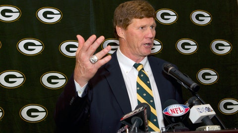 Team president Mark Murphy waited one year too long to ask Ted Thompson to step aside