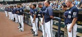 Brewers hope to stop skid with win before All-Star break