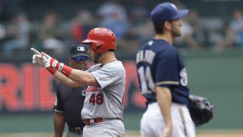 Cardinals at Brewers: 7/11/14-7/13/14