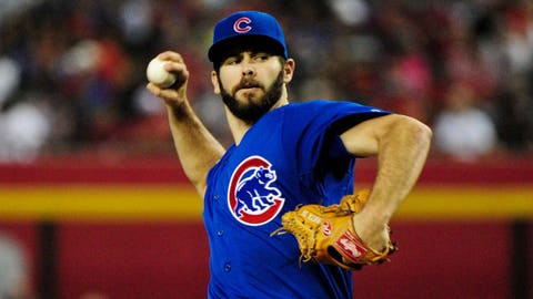 Chicago Cubs, 40-57, fifth place, 13 GB