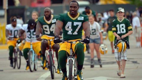 Ha Ha Clinton-Dix, Packers safety