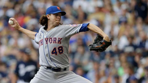 Mets at Brewers: 7/24/14-7/27/14
