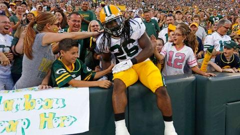 Packers Family Night: 8/2/14