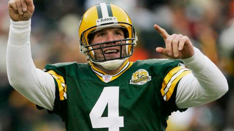 Green Bay Packers: Stealing Brett Favre from Atlanta