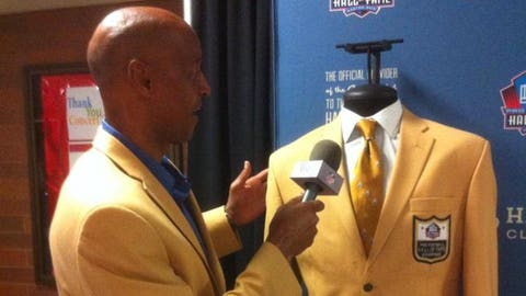 James Lofton, ex-Packers wide receiver