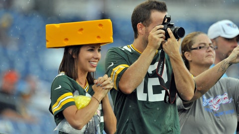 Packers at Titans: 8/9/14