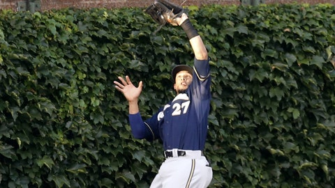 Brewers at Cubs: 8/11/14-8/14/14